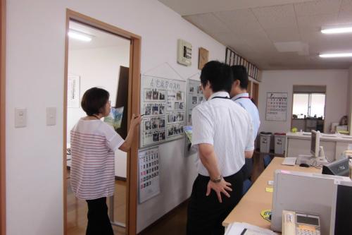 th_熊本県黒石原支援学校 施設見学
