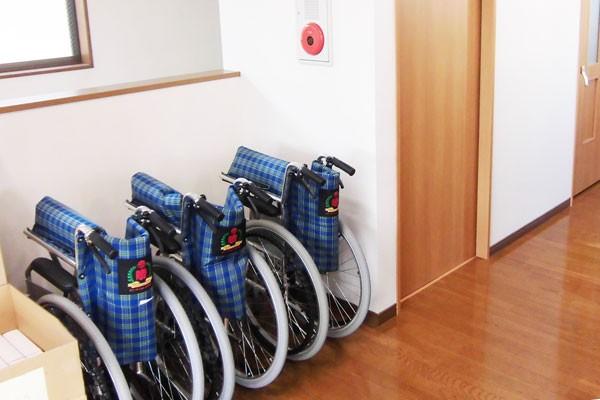 車椅子完備A